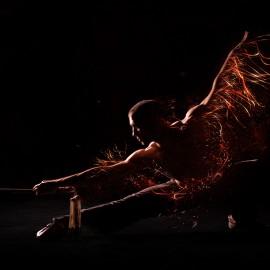 Wushu Fire