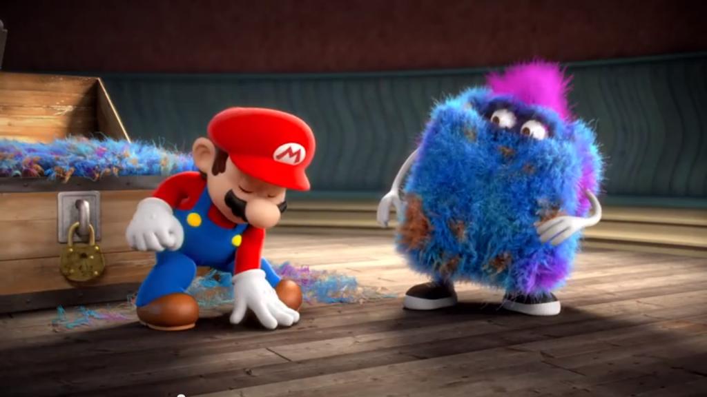 Happy Meal | Mario – Furby
