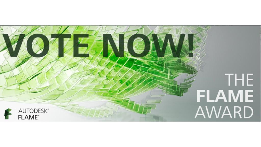 2014 Flame Awards nomination