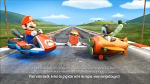 Mario Kart 8 : PUB Mc Donald's